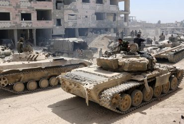 Any Hope For The End To The Syrian War?