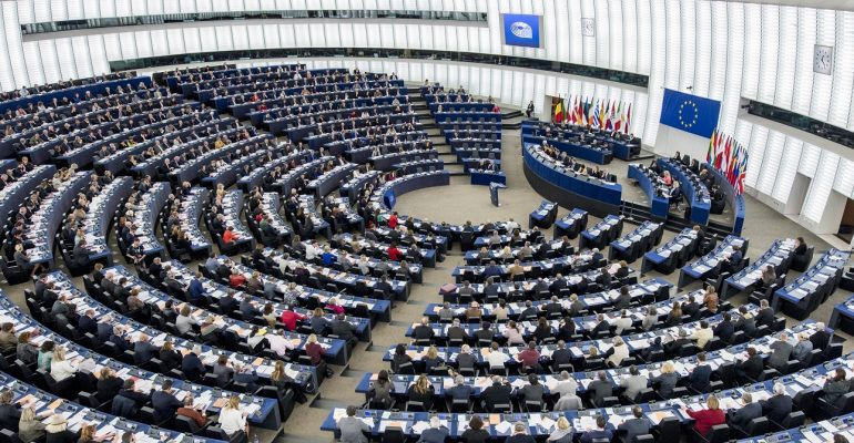 EU Lawmakers Deals A Great Blow On Facebook And Google Over Copyright